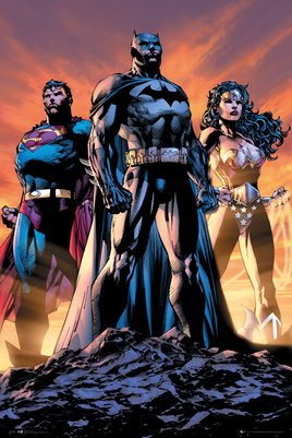 DC Comics - Justice League Trio