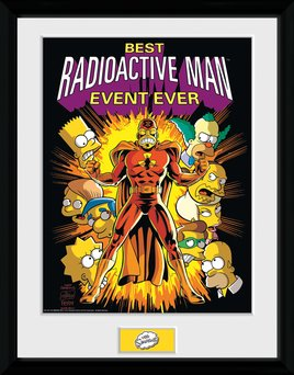 The Simpsons - Radioactive Man