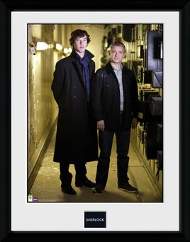Sherlock - Watson Portrait