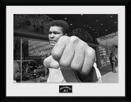 Muhammad Ali - Fist