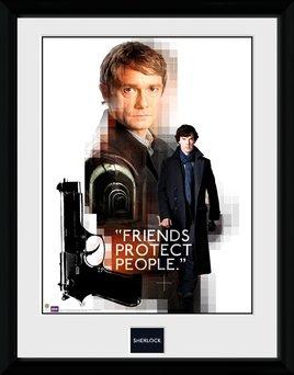 Sherlock - Friends