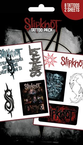 Slipknot band and logos