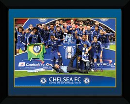 Chelsea - Cup Winners Trophy