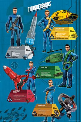 Thunderbirds Are Go - Profile