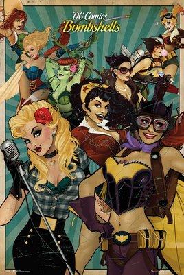 DC Comics - Bobmshells