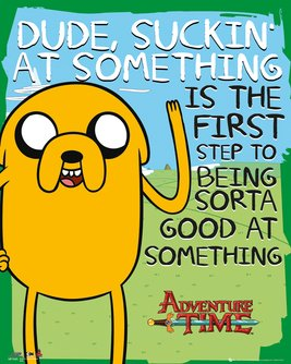 Adventure Time - Suckin
