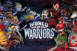 World of Warriors - Characters