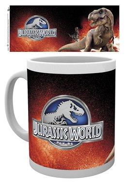 Jurassic World - T-Rex Red