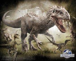 Jurassic World - Raptors