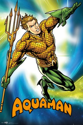 FP3819 DC Comics Aquaman