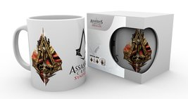 MG0691 ASSASSINS CREED SYNDICATE crest