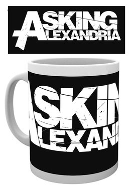 Asking Alexandra - Logo