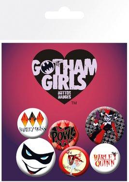Dc comics- Gotham Girls Harley Quinn