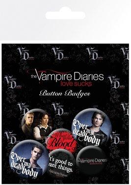 Vampire Diaries - Stefan & Damon