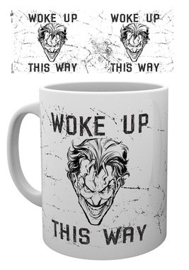Joker Woke Up