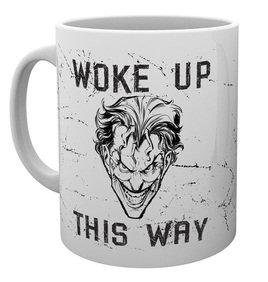 Joker Woke Up