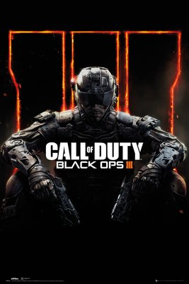 FP3972 Call of Duty Black Ops 3 Cover