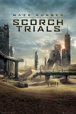 FP3914 Maze Runner 2 One Sheet