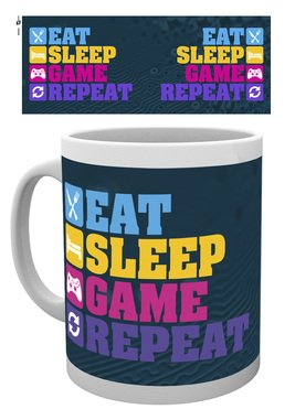 Gaming - Eat Sleep