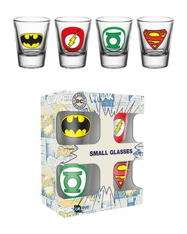 GLA0005 DC Comics Logos