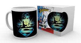 MG0852 DC COMICS superman torso logo