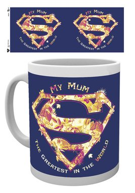 MG0870 SUPERMAN mum greatest