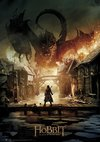 The Hobbit - Battle Of Five Armies Smaug