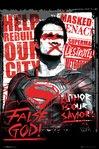 Batman Vs Superman - Superman False God