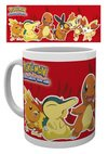 MG1096 POKEMON fire partners