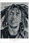 BOB MARLEY mosaic II