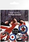 The Who - Logos