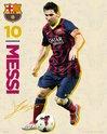 Barcelona - Messi Vintage 13/14