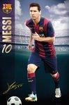 Barcelona Messi 14/15