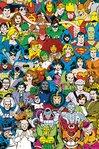 DC Comics - Retro Cast