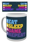 Gaming - Eat Sleep