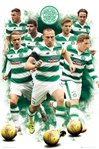 SP1283 CELTIC players 15-16