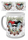 MG0722	Batman Comics	Harley Quinn Logo