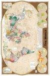 WORLD MAP tripel projection