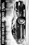 Ford shelby - GT500 Supersnake