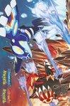 Pokemon - Groudon and Kyogre