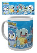 MG1097 POKEMON water partners