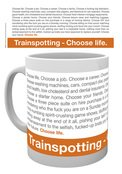MG0171 Trainspotting - Quote