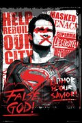 Batman Vs Superman - Superman False God