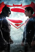FP4187 BATMAN VS SUPERMAN one sheet
