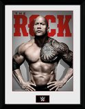 PFC2083 WWE the rock photo