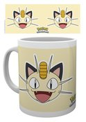 MG1098 POKEMON meowth face