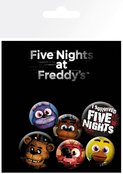 Five Nights at Freddys - Mix