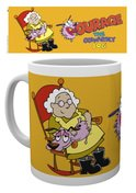 Mg3052-courage-the-cowardly-dog-muriel-bagge-&-courage-mock-up