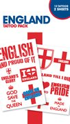 England Tattoo Pack