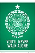 Celtic Club Crest 2012